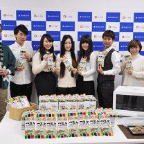 若い世代に受け入れられる新しい乾麺の商品開発