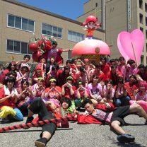 第5回「日本一さくらんぼ祭り」さくらんぼ御輿を活用した賑い創出