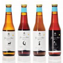 月山ビールのブランディングとデザイン開発