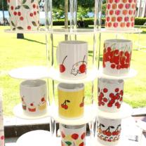 日本一さくらんぼ祭りで販売する土産物の開発